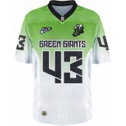 Camisa Of. Green Giants Jersey Plus Masc. JG2