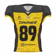 Camisa Of. Ijuí Drones Jersey Fem. JG1