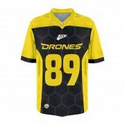 Camisa Of. Ijuí Drones Jersey Plus Masc. Mod2