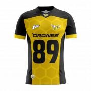 Camisa Of. Ijuí Drones Tryout Fem. Mod1