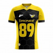 Camisa Of. Ijuí Drones Tryout Inf. Mod2