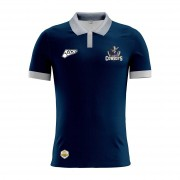 Camisa Of. Jacarehy Cowboys Tryout Polo Inf. Mod2