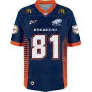 Camisa Of.  Jaraguá Breakers Jersey Plus Inf. Mod1