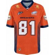 Camisa Of.  Jaraguá Breakers Jersey Plus Inf. Mod2