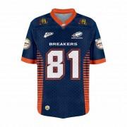 Camisa Of. Jaraguá Breakers Jersey Plus Masc. Mod1