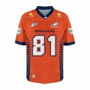Camisa Of. Jaraguá Breakers Jersey Plus Masc. Mod2