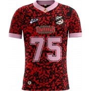 Camisa Of. Limeira Tomahawk Tryout Fem. Outubro Rosa