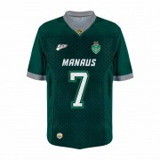 Camisa Of. Manaus F.A. Jersey Plus Inf. Mod1