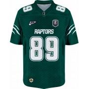 Camisa Of.  Manaus Raptors Jersey Plus Inf. Mod2