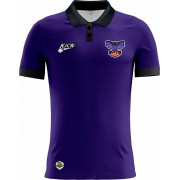 Camisa Of. Montes Claros Bats Tryout Polo Inf. Mod1