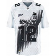 Camisa Of.  Ponte Preta Gorilas Jersey Plus Inf. Mod1