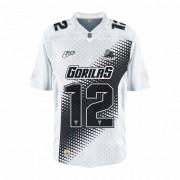 Camisa Of. Ponte Preta Gorilas Jersey Plus Masc. Mod1