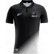 Camisa Of. Ponte Preta Gorilas Tryout Polo Inf. Mod1