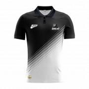Camisa Of. Ponte Preta Gorilas Tryout Polo Inf. Mod2