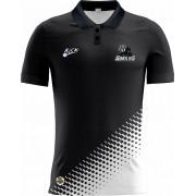 Camisa Of. Ponte Preta Gorilas Tryout Polo Masc. Mod1