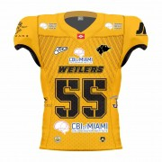 Camisa Of.  Rio Preto Weilers Jersey Fem. JG2