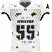 Camisa Of.  Rio Preto Weilers Jersey Fem. JG3