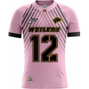 Camisa Of.  Rio Preto Weilers Tryout Fem. Outubro Rosa