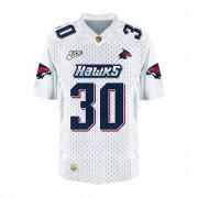 Camisa Of. Rondonópolis Hawks Jersey Plus Fem. Mod1