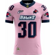 Camisa Of. Rondonópolis Hawks Tryout Masc. Outubro Rosa