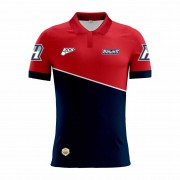 Camisa Of. Rondonópolis Hawks Tryout Polo Fem. Mod2