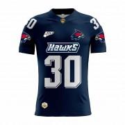 Camisa Of. Rondonópolis HawksTryout Inf. Mod2