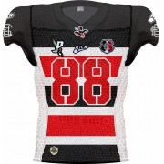 Camisa Of. Santa Cruz Pirates Jersey Masc. JG1