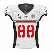 Camisa Of. Santa Cruz Pirates Jersey Masc. JG2