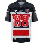 Camisa Of. Santa Cruz Pirates Jersey Plus Masc. Mod1