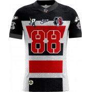 Camisa Of. Santa Cruz Pirates Tryout Masc. Mod3