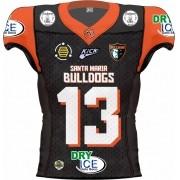 Camisa Of. Santa Maria Bulldogs Jersey Feminina JG1