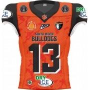Camisa Of. Santa Maria Bulldogs Jersey Feminina JG3