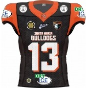 Camisa Of. Santa Maria Bulldogs Jersey Masc. JG1