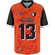 Camisa Of. Santa Maria Bulldogs Jersey Plus Fem. Mod3