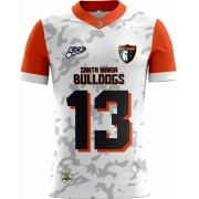 Camisa Of. Santa Maria Bulldogs Tryout Masc. Mod2