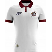 Camisa Of. Santa Maria Eagles Tryout Polo Fem. Mod1