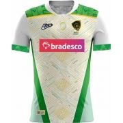 Camisa Of. Sel. Brasileira Rugby TUPIS Jg.2 Fem.