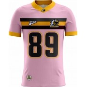 Camisa Of. Sorriso Hornets Tryout Masc. Outubro Rosa
