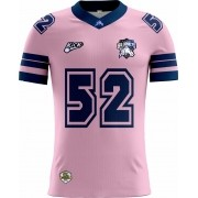 Camisa Of. Taubaté Big Donkeys Tryout Fem. Outubro Rosa