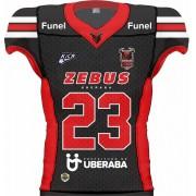 Camisa Of. Uberaba Zebus Jersey Fem. JG1