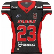 Camisa Of. Uberaba Zebus Jersey Masc. JG1