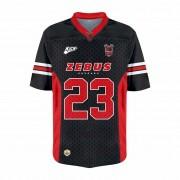 Camisa Of.  Uberaba Zebus Jersey Plus Inf. Mod1
