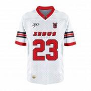 Camisa Of.  Uberaba Zebus Jersey Plus Inf. Mod2