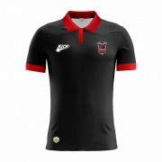 Camisa Of. Uberaba Zebus Tryout Polo Fem. Mod2