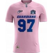 Camisa Of. Cruzeiro Guardians Tryout Fem. Outubro Rosa
