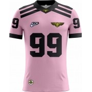 Camisa Of. Outland Soldiers Tryout Fem. Outubro Rosa