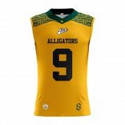 Regata Of. Alligators Football Masc. Mod2
