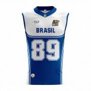 Regata Of. Brasil Onças Masc. Mod2