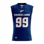 Regata Of. Cherries Bomb Fem. Mod1