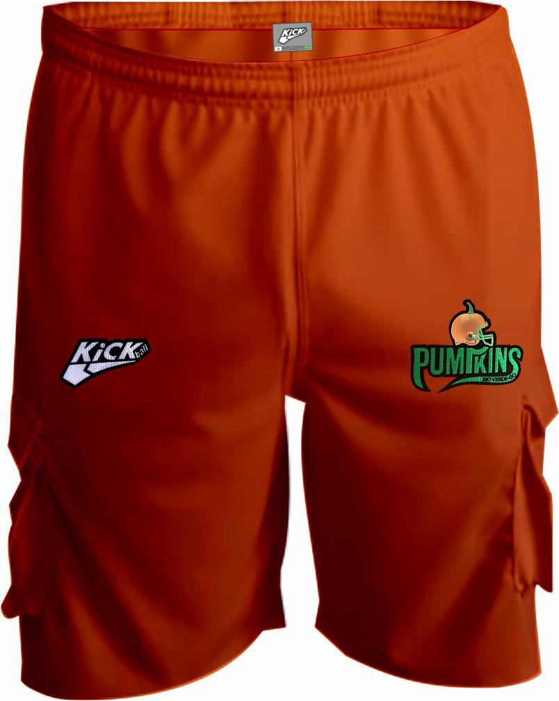 Bermuda Of. Rio Verde Pumpkins USA Adulto